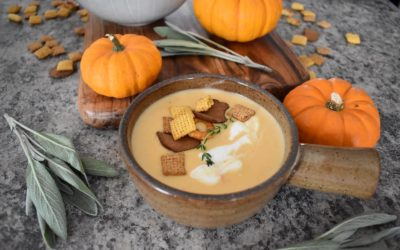 Octoberfest Beer Cheese Soup