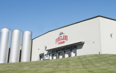 Welcome to the Pineland Farms Dairy Blog